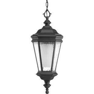 Compare prices Triplehorn 1-Light Hanging Lantern By Alcott Hill