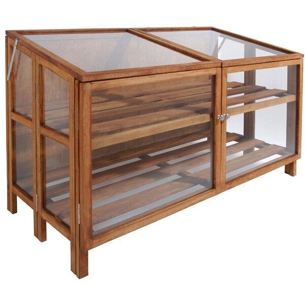 Esschertdesign 2 Ft W X 4 Ft D Cold Frame Greenhouse Wayfair