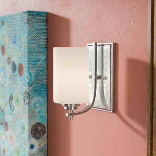 Big Save Castano 1-Light Wall Sconce By Andover Mills