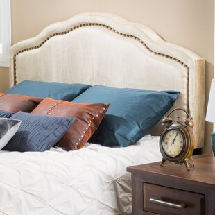 Heeter Queen Upholstered Panel Headboard