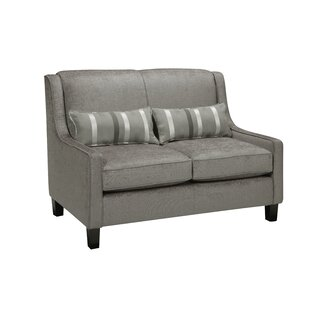 Reviews Cia Loveseat by House of Hampton Reviews (2019) & Buyer's Guide