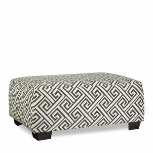 Brayden Studio Villeparis Cocktail Ottoman