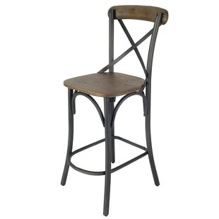 Borough Solid Wood Dining Chair by Gracie..