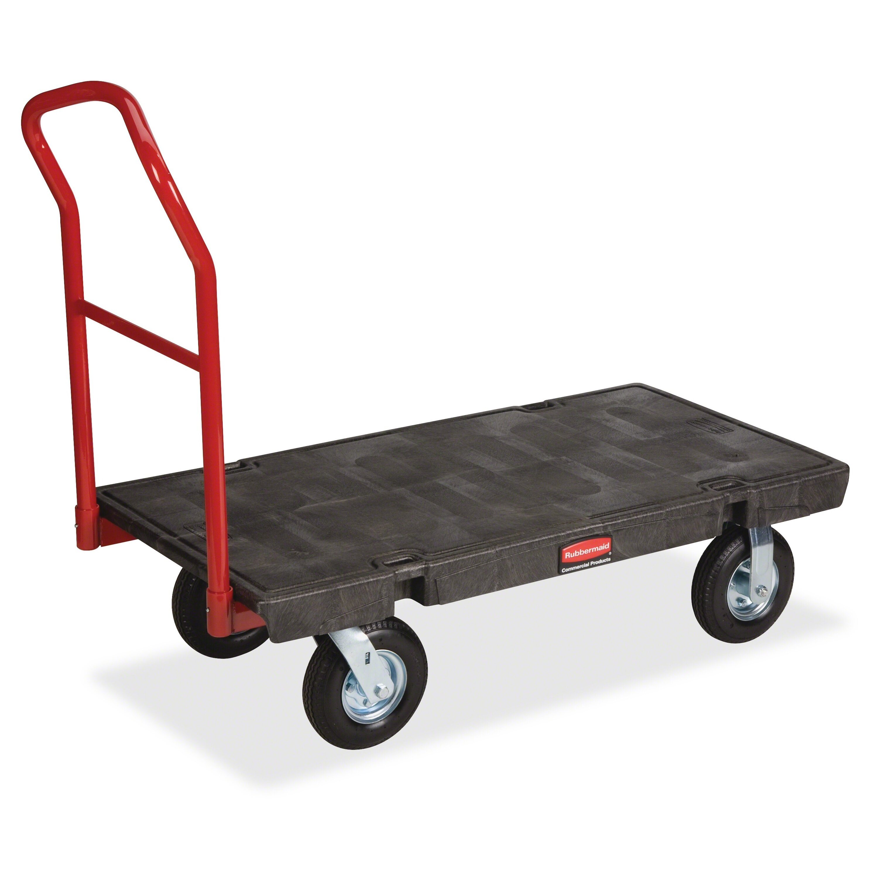 Rubbermaid Commercial Products 2000 Lb Capacity Heavy Duty Platform Dolly Wayfair