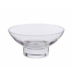 Athena 240ml Handmade Crystal Dessert Bowl By Dartington Crystal