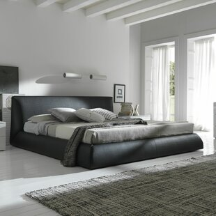Rossetto USA Coco Upholstered Platform Bed