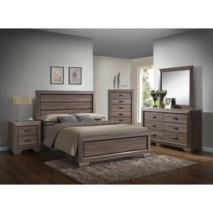 Bed Frame Queen Storage