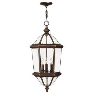 Hinkley Lighting Augusta 3-Light Outdoor Pendant