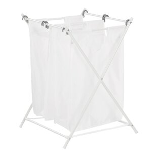 Foldable Double Laundry Sorter By Symple Stuff