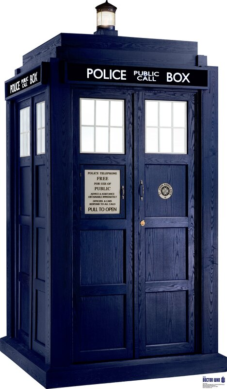 Tardis - Doctor Who Cardboard Stand-Up  sc 1 st  Wayfair & Advanced Graphics Tardis - Doctor Who Cardboard Stand-Up u0026 Reviews ...