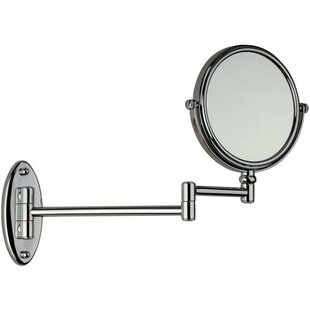 Deals Houtz Double-Sided Adjustable Makeup/Shaving Mirror By Charlton Home