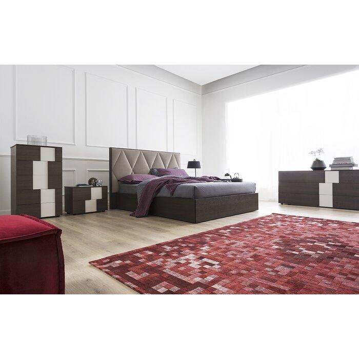 Erie Storage Bed Vertical Raise