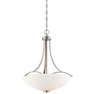 Mildred 3 Light Bowl Pendant