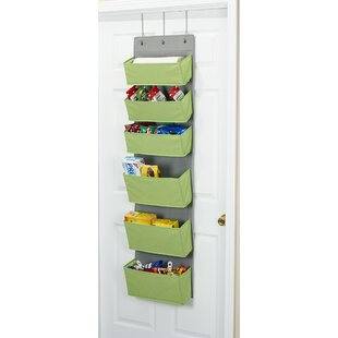 Best Price 6 Pockets Overdoor Organizer By Household Essentials