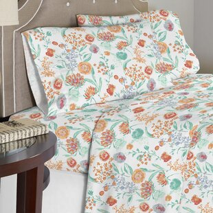 Vannucci 190 GSM 100% Cotton Sheet Set