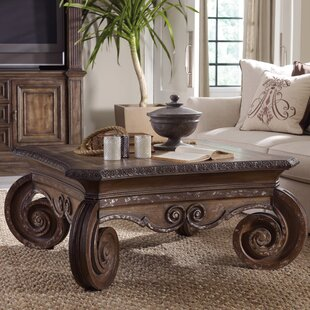 Shaina Coffee Table by Hooker Furniture 2019 Coupon