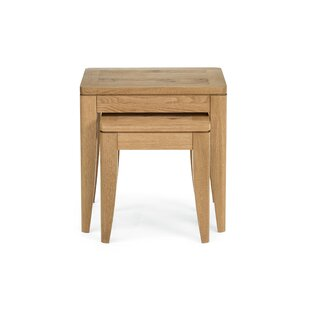 Louisa 2 Piece Nest Of Tables By Gracie Oaks