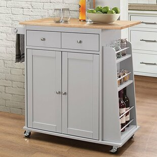 Kulick Wheeled Kitchen Cart