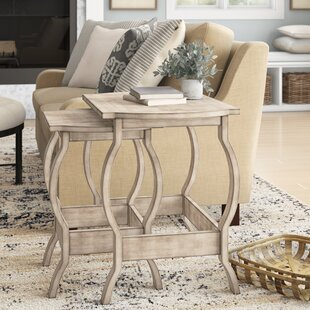 Calila 2 Piece Nesting Tables