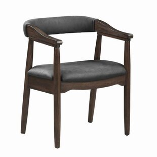 Barbra Upholstered Dining Chair (Set of 2) Corrigan Studio