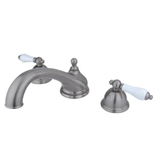 Vintage Double Handle Tub Faucet ByKingston Brass
