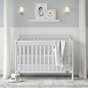 Rudd 5-in-1 Convertible Crib By Viv + Rae