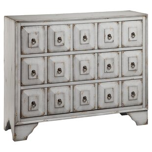 Corkey North 3 Drawer Chest by Laurel Foundry Modern Farmhouse