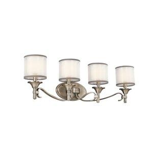 Darby Home Co Lightle 4-Light Vanity Light