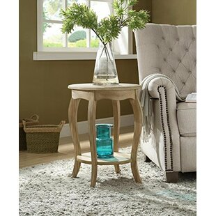 Brette Transitional End Table by Ophelia & Co.