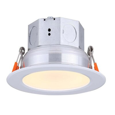 Amax Lighting LED-SR4SP/BLK