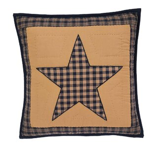 Teton Star 100% Cotton Throw Pillow