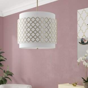 Willa Arlo Interiors Nika 3-Light Pendant