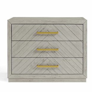 Corry 3 Drawer Chest By Bloomsbury Market