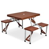 Abruzzino 5 Piece Picnic Table