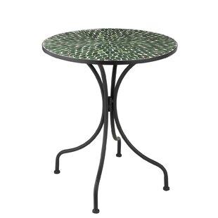 Adriano Wrought Iron Bistro Table Image