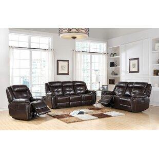 Guerrero-Pezzano Reclining Configurable Living Room Set by