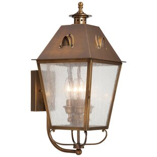 Darby Home Co Meriline 4-Light Outdoor Sconce