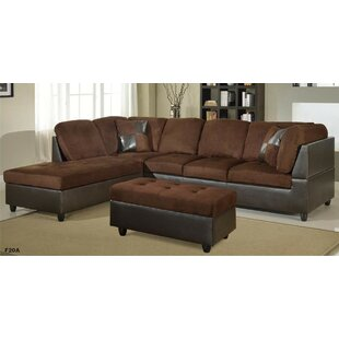 Fearon Sectional With Ottoman by Winston Porter Modern