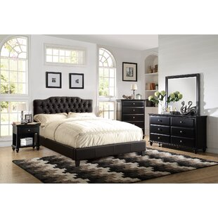 Stephan Platform Configurable Bedroom Set