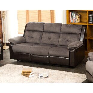 Tavistock Reclining Sofa by Red Barrel Studio Best Choices