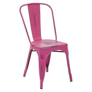 Pink Custom Dining Chairs Youll Love Wayfair