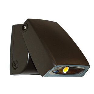 Price Check Hawkeye 20-Watt LED Outdoor Security Wall Pack By Lumight