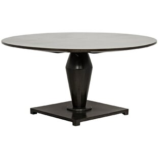 Noir Calida Dining Table