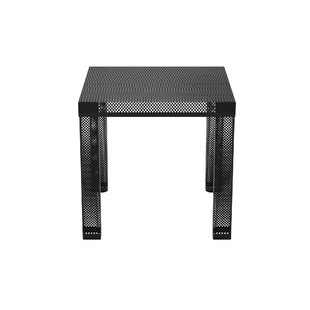 Iconic Metal End Table