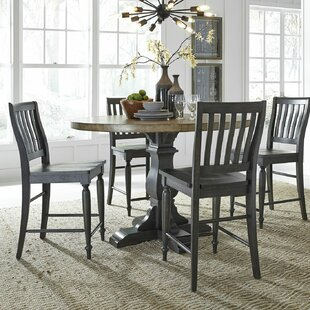 Nazareth 5 Piece Counter Height Dining Set Alcott Hill