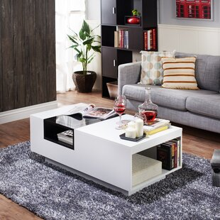 Budget Cortez Coffee Table by Wade Logan Reviews (2019) & Buyer's Guide