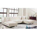 Suzanne 127 Symmetrical Sectional by Willa Arlo Interiors