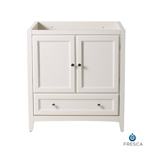 Best Reviews Oxford 30 Single Bathroom Vanity Base Only By Fresca