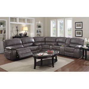 Micah Reclining Sectional by E-Motion Furniture