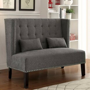 Shop Robeson Traditional Loveseat by Charlton Home